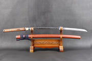 Suna Clay Tempered Katana Samurai Sword