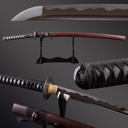 Takara Dragon Carbon Steel Katana Samurai Sword