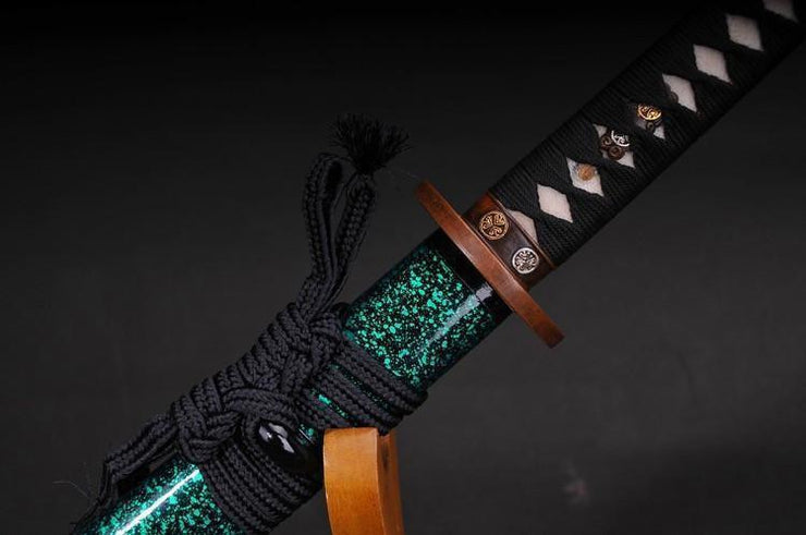 Tombo Folded Steel Katana Samurai Sword