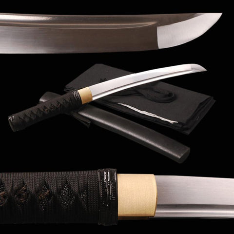 Tsuyoshi Carbon Steel Tanto Sword
