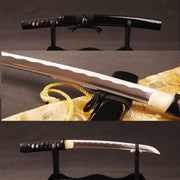 Yasushi Carbon Steel Tanto Sword