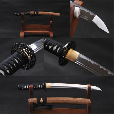Yoshinori Carbon Steel Tanto Sword