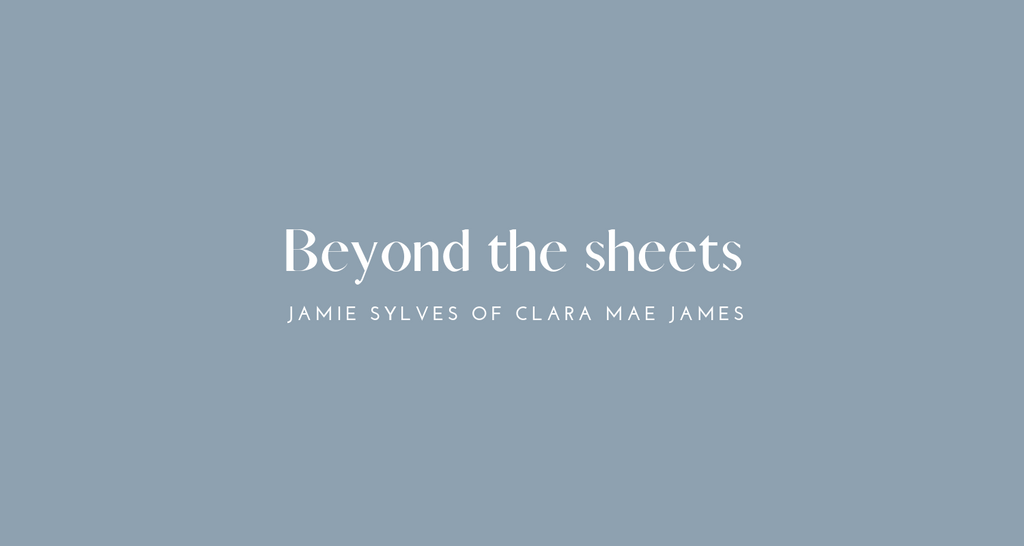 Beyond the Sheets: Jamie Sylves Shares Her Pursuit of Non-Toxic Beauty and Skincare