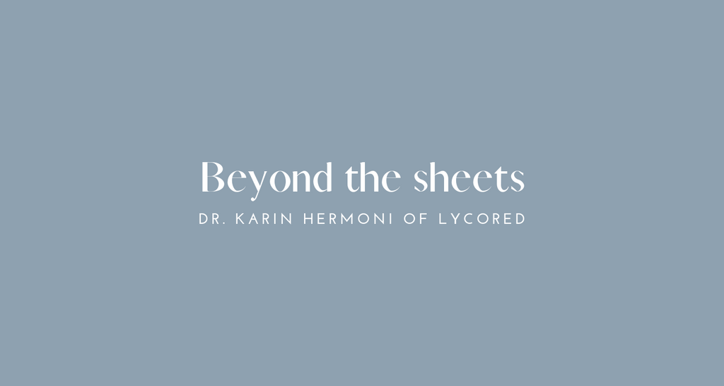 Beyond the Sheets: Dr. Karin Hermoni Maximizes Nature for Better Skincare From the Inside Out