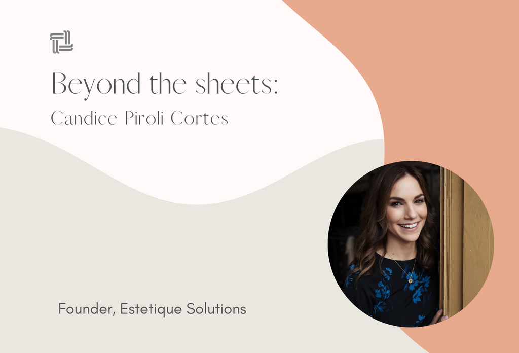 candice piroli estetique solutions skincare sleepcare wellness