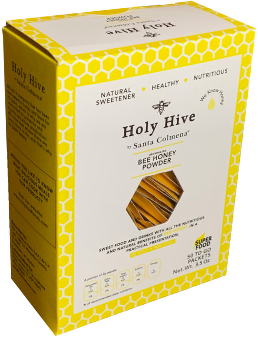 "Santa Colmena ""Holy Hive"" Dehydrated Honey Powder"