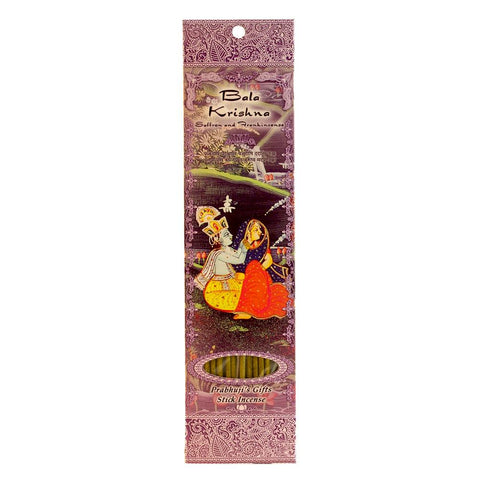Incense Sticks Bala Krishna | Saffron and Frankincense - Tao Te Tea Premium Whole Leaf Tea