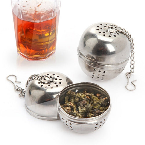 Stainless Steel Spice Jar Tea Filter - Tao Te Tea Premium Whole Leaf Tea