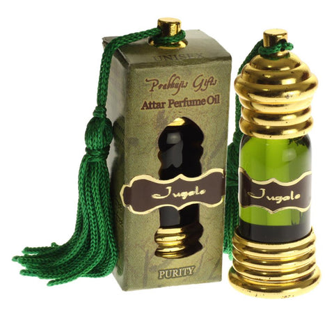 Jugala for Purity | Perfume Attar Oil | Fragrance for the Soul - Tao Te Tea Premium Whole Leaf Tea