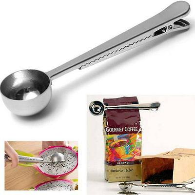 Multifunction Stainless Steel Scoop | Tea Bag Clip, Tea Measuring Spoon, Melon Baller - Tao Te Tea Premium Whole Leaf Tea