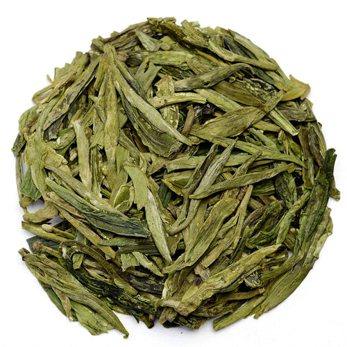 Authentic West Lake Dragon Well Green Tea |  Loose Leaf Green Tea