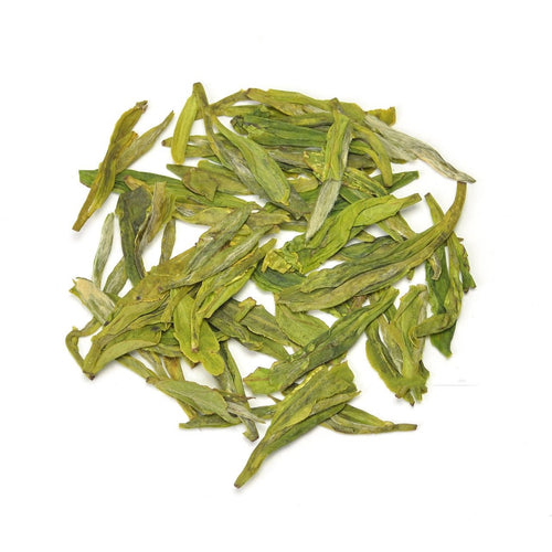 Organic Dragon Well Tea | Superfine Whole Leaf Green Tea