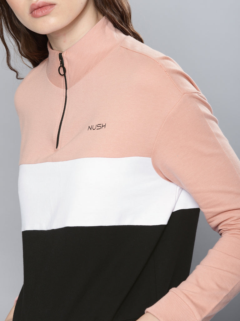 Colourblocked Sweatshirt
