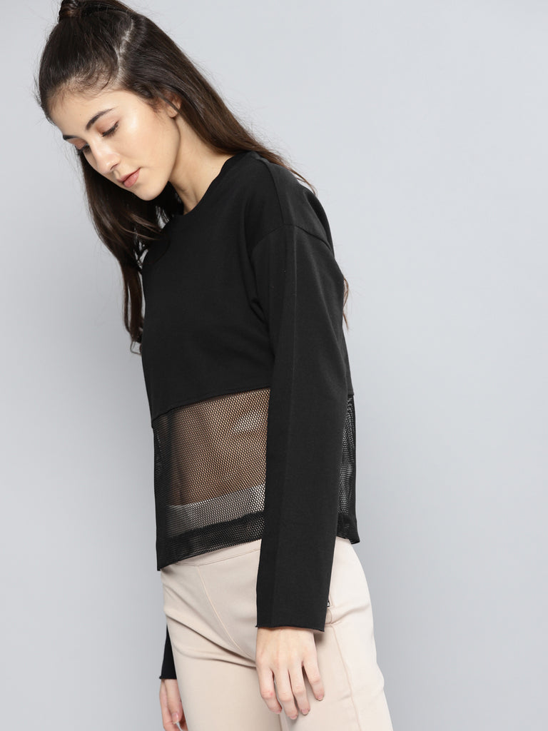Solid Top Long Sleeves