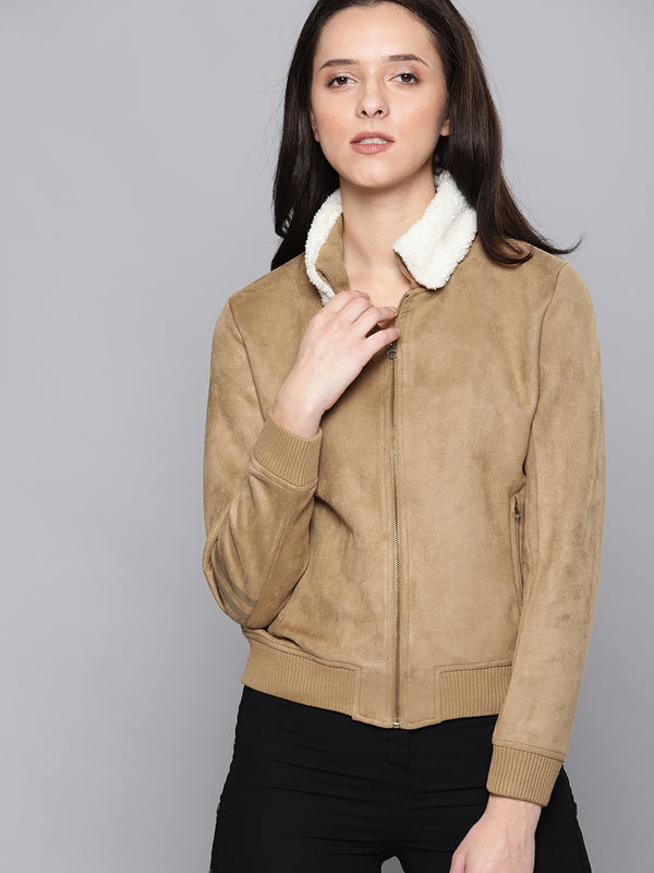 Camel Brown Solid Bomber