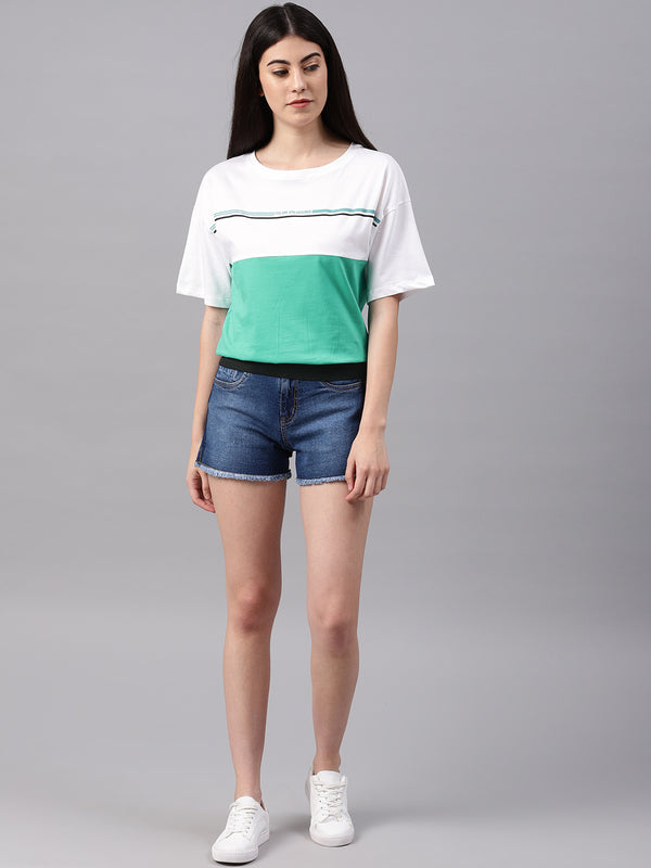 Cut & Sew Top