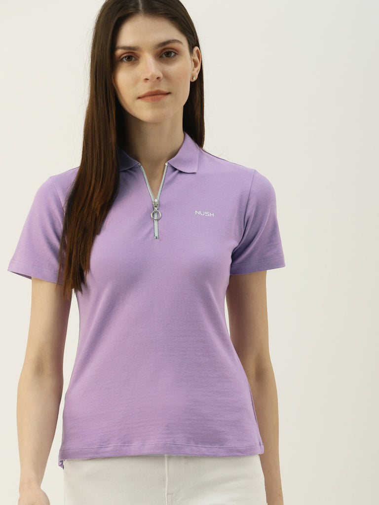 Zipper Polo
