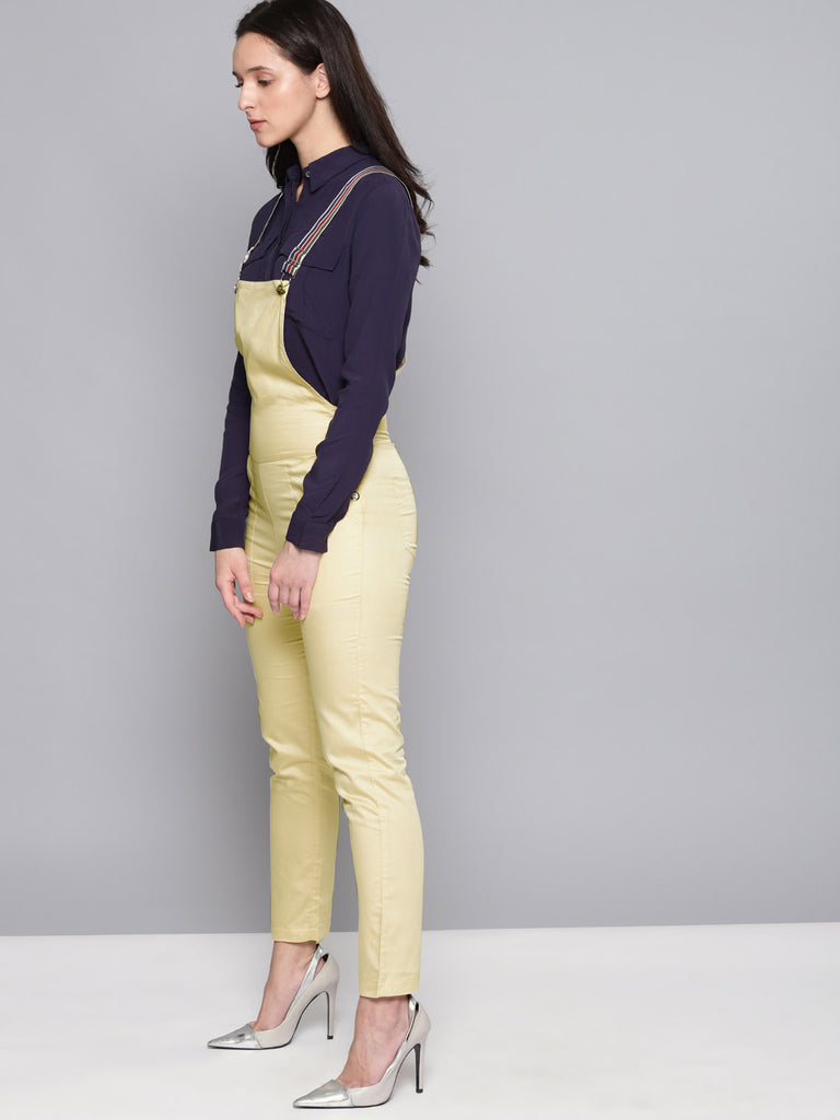 JUMPSUIT WITH BUCKLES