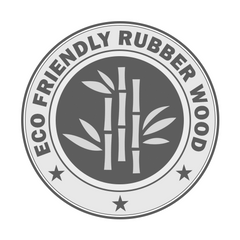 Eco-Friendly Rubber Bamboo