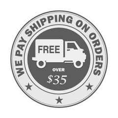 Free Shipping Over $35