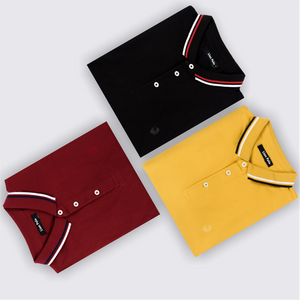 Charming Combo Pack of 3 - Black, Mustard, Maroon