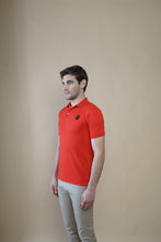 Load image into Gallery viewer, Red Polo T-shirt