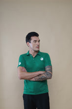 Load image into Gallery viewer, Sleek Combo (Pack Of 2) - Green and Red Polo T-shirt