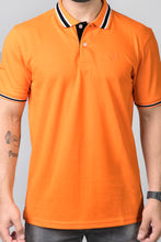 Load image into Gallery viewer, Iconic Combo Pack of 3 - White-Orange(Half Sleeves) and Olive(Full Sleeves)