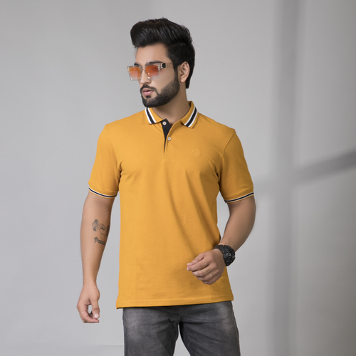 Mustard Fever Polo T-Shirt