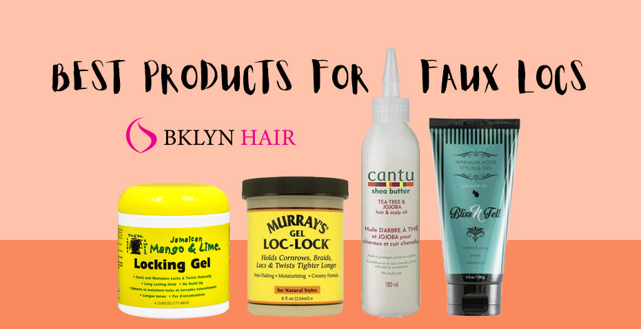 Best Products for Faux Locs