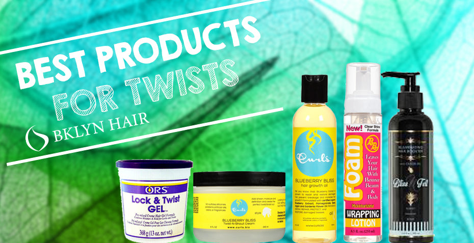 Best products for Twists