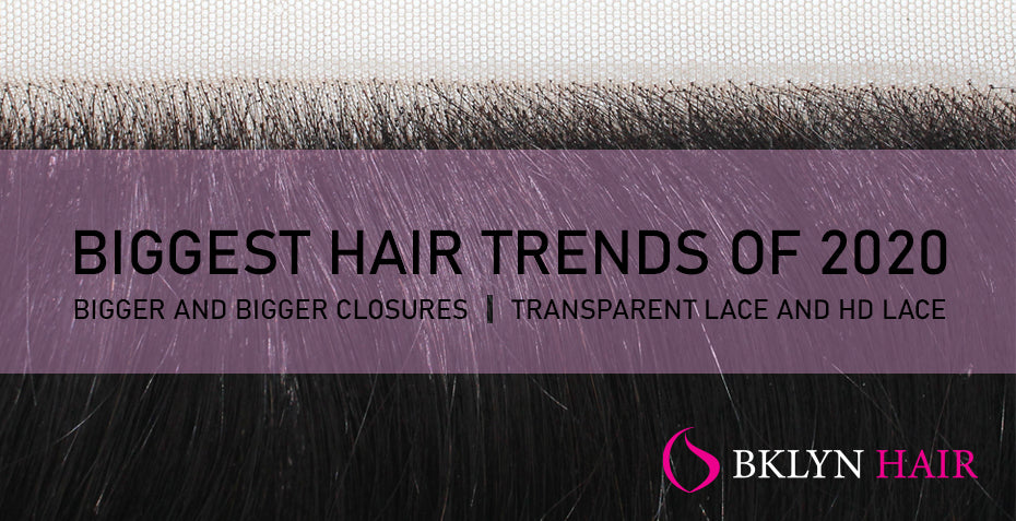 Biggest hair trends of 2020