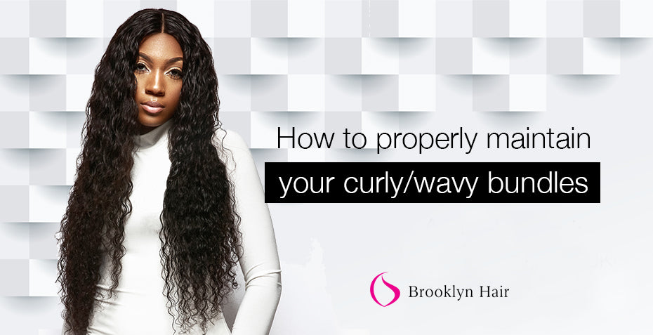How to properly maintain curly bundle