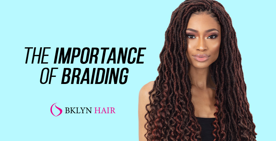 The importance of braiding