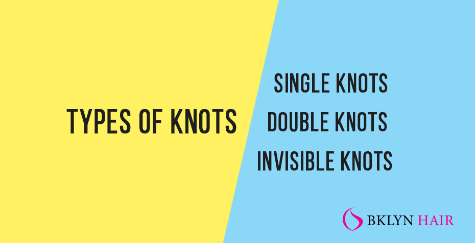 Types of Knots