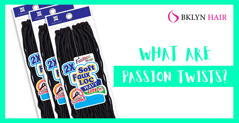 What are passion twist
