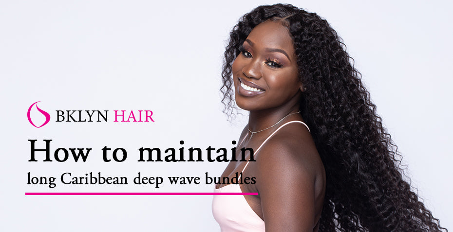 How to maintain our long Caribbean deep wave bundles