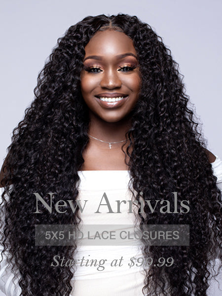 New Bundle Hair and Human Hair Wigs Style 2021