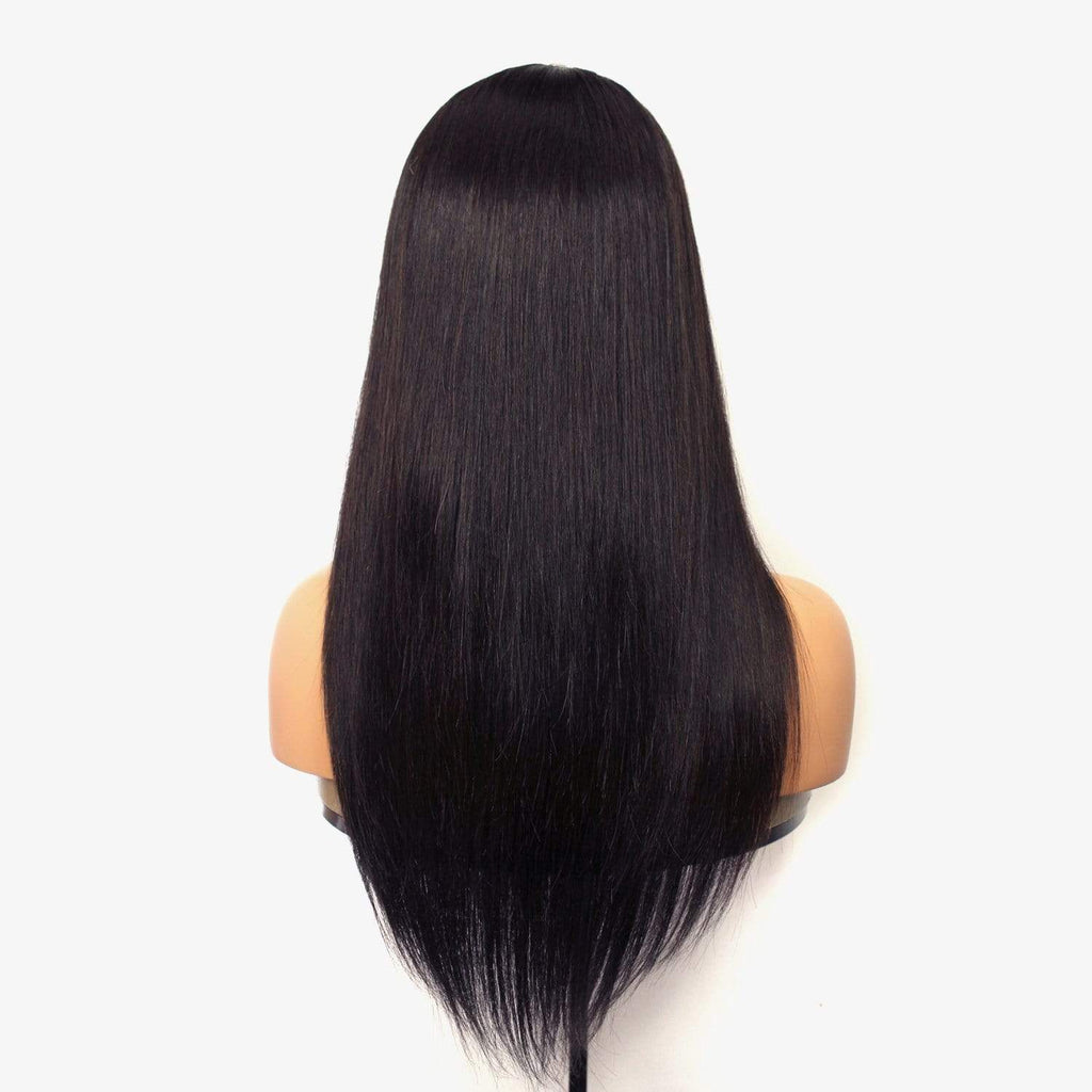 13x4 Front Lace Wig / Straight - Bundle Hair - Brooklyn Hair