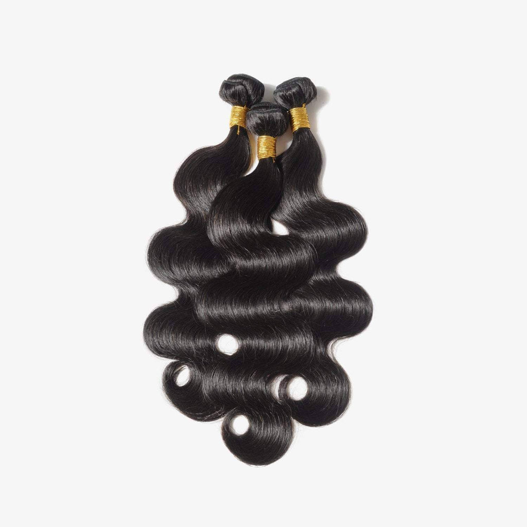 Brooklyn Hair 7A Grade 100% Brazilian Human Hair Extension Body Wave Bundle Hair Weave 3 Bundle Deals - Bundle Hair - Brooklyn Hair