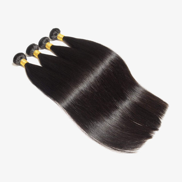 7A Straight Hair 4 Bundle Deals - Brooklyn Hair