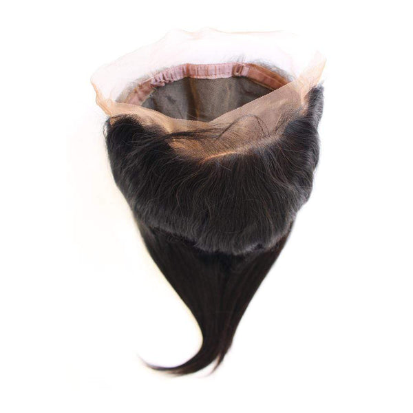 9A 360 Lace Remy Straight Frontal - Brooklyn Hair