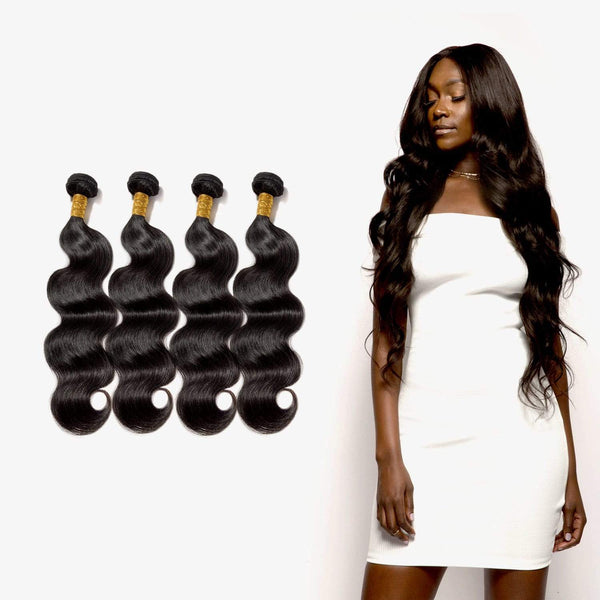 9A Unprocessed Body Wave 4 Bundle Deals - Brooklyn Hair