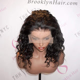 "Brooklyn Hair 13x6 Lace Front Wig / Brazilian Loose Wave 14-18"" - Brooklyn Hair"