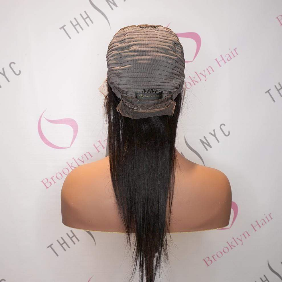 "Brooklyn Hair 13x6 Lace Front Wig  / Long Straight Style 20-22"" by Chanell - Bundle Hair - Brooklyn Hair"