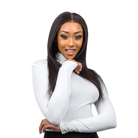 "Brooklyn Hair 13x6 Lace Front Wig  / Straight Style 14-18"" - Brooklyn Hair"