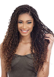 "FreeTress Crochet Braids Boho Hippie Loc 20"" - Bundle Hair - Brooklyn Hair"