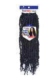"FreeTress Crochet Braids Spring Twist 18"" - Bundle Hair - Brooklyn Hair"