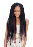 "Freetress Equal Synthetic Hair Braids Double Strand Style (Havana Twist) Cuban Twist Braid 16"" - Brooklyn Hair"