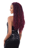 "FreeTress Synthetic Hair Crochet Braids 2X Bo Loc 18"" - Brooklyn Hair"